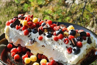 Easy and tasty summer treat.