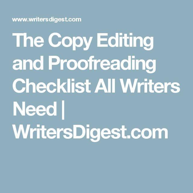 The 25+ best Copy editing ideas on Pinterest Editing writing - copy editor job description