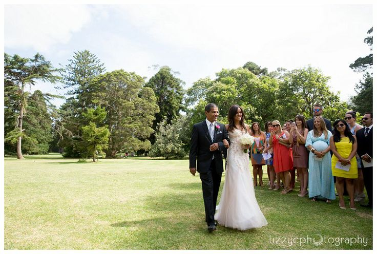 Shari and Evan's Werribee Mansion Wedding at the Pavilion