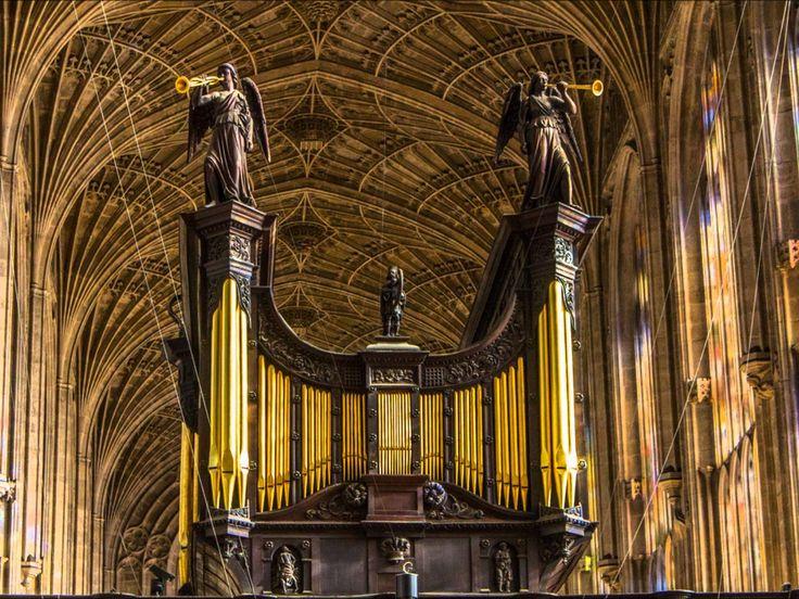 """Organ 82 - """"Solaris"""" -  Rhythmic Melodic Organ Music"""