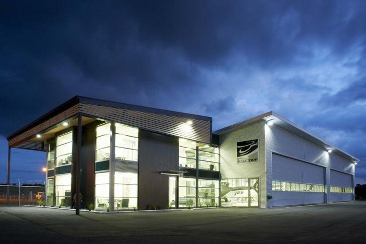 Hamilton Heliport | NZ Metal Roofing Manufacturers