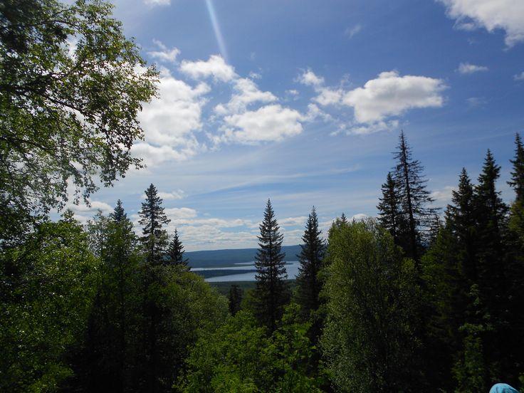 Природа Уральских гор!