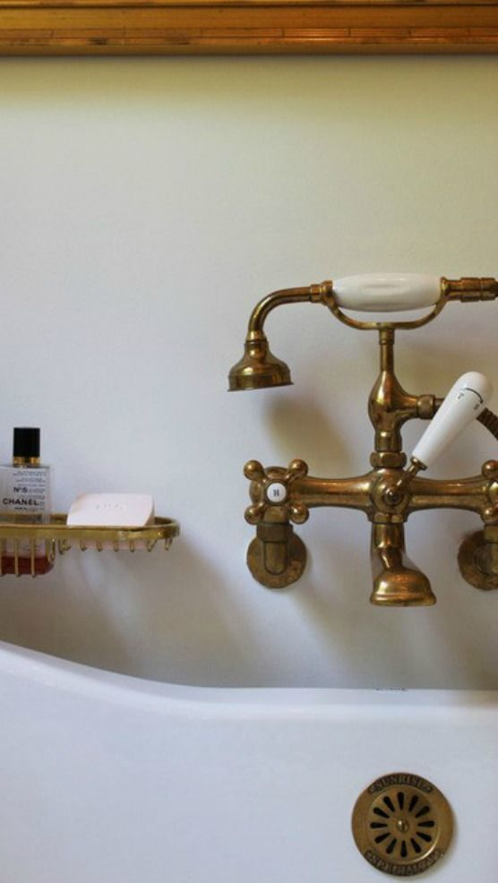 Lovely vintage taps, looking for these new? Why not try our William range for something similar? http://www.lilybain.com/taps/bath-taps/william-bath-and-shower-mixer.html