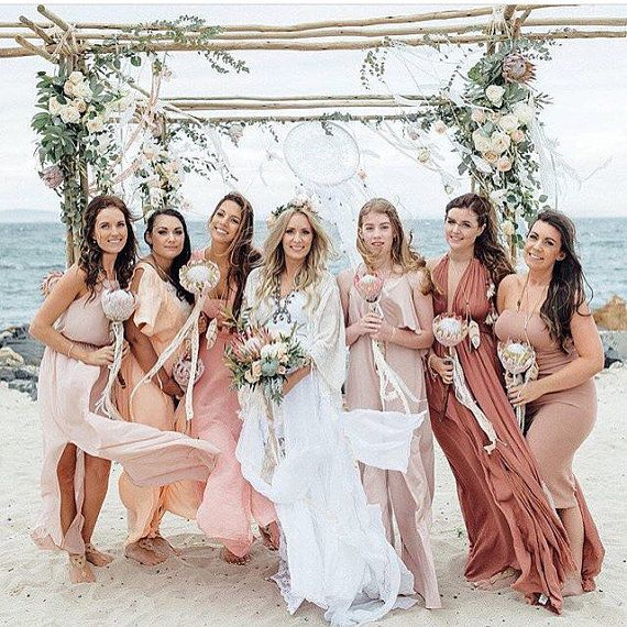 41+ Beach wedding bridesmaid dresses ideas ideas in 2021