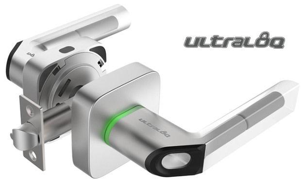 シックなドアに合うスリムな指紋認証式スマートロック「Ultraloq UL1」 - CNET Japan