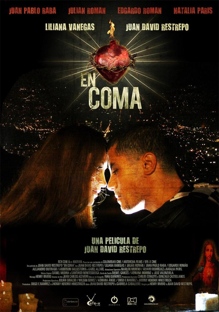 En coma, una película que hace parte de la Semana del Cine Colombiano: http://www.mincultura.gov.co/semanadelcine/