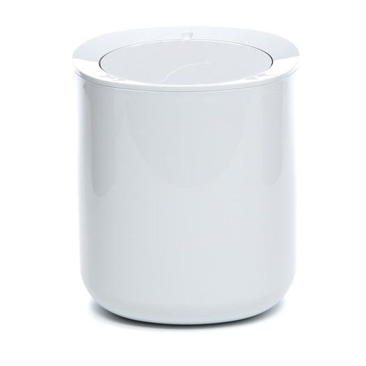 Alessi Birillo Bathroom Waste Bin | Dog proof?