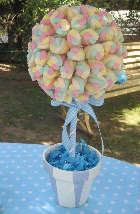 topiarios de dulces - Buscar con Google