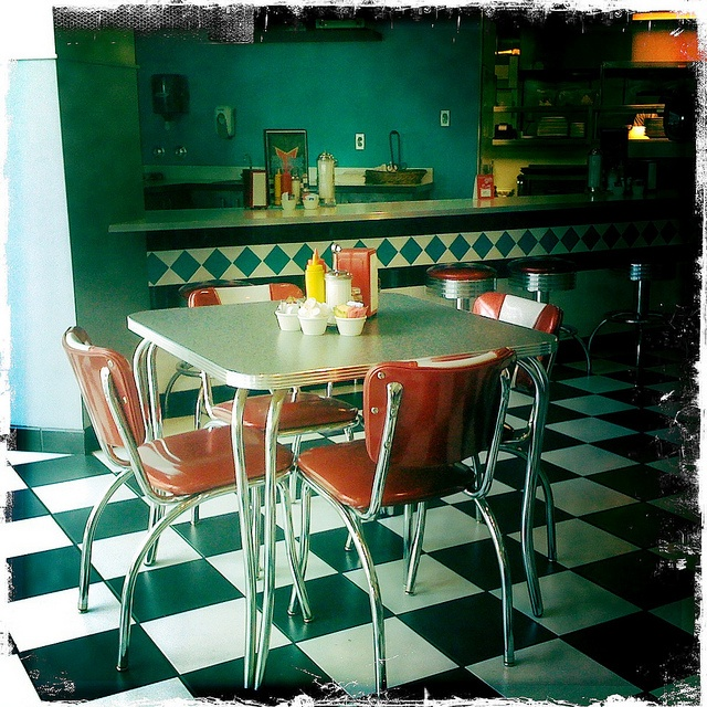 1000+ Images About Retro Diners On Pinterest