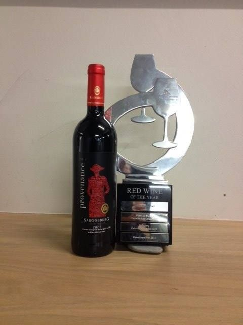 We are very proud to have been chosen by SAA as the Red Wine of the year 2014. South African wines are considered to be amongst the best in the world and to be served on SAA is an honor. Balanced and elegant this blend of Cabernet Sauvignon, Merlot, Petit Verdot, Malbec and Cabernet Franc is sure to please all