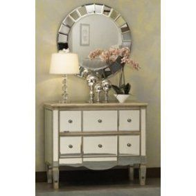 Round wall décor is not only beautiful but trendy. In fact, whether it be a chic round wall  clock, or piece of round metal wall art or even a round mirror wall art, you  will appreciate the variety of materials available that round wall art comes  in.       Extra Large Frameless Venetian Sunburst Round Wall Mirror