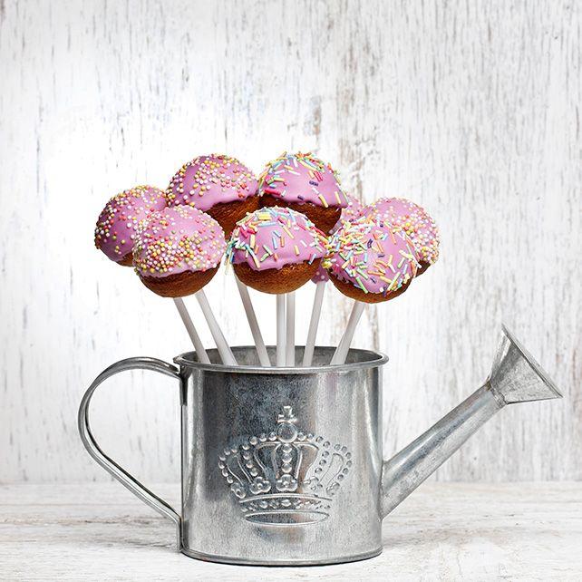 Кейк попс на вашей свадьбе: рецепт и способы подачи