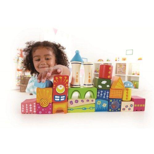 7400 Fantázia kastély építőkockák, 2 éves kortól -