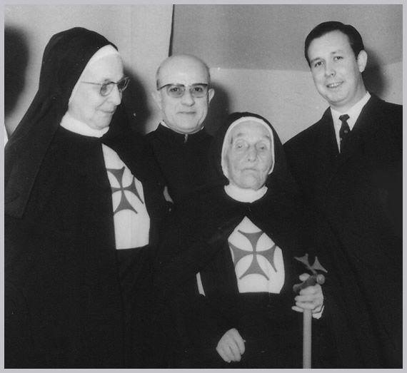 Histoire des Trinitaires et de l'institution Sainte Trinité : Ecole, collège et lycée privé catholique à Marseille
