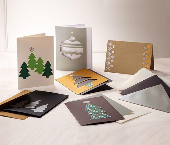 Zestaw kart «święta», 30 kart #tchibo