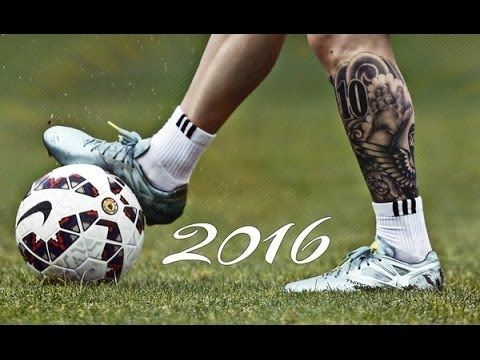 Crazy Football Skills & Tricks  2016 HD... 1