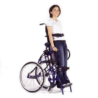 Standing, walking and running are important functions of human body which are not only essential for  moving from one place to another, but for the overall health and fitness. After spinal cord injury,  brain gets disconnected with lower body and one is no longer able to stand, walk or run....