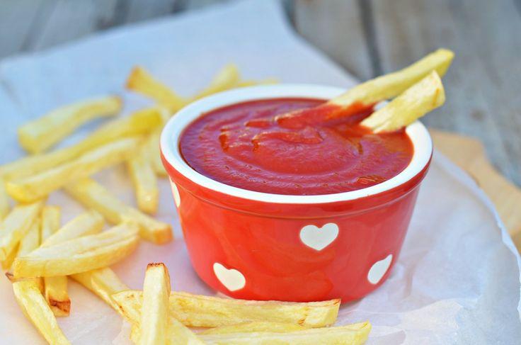 Gyors, sűrű házi ketchup négy hozzávalóból | Rupáner-konyha