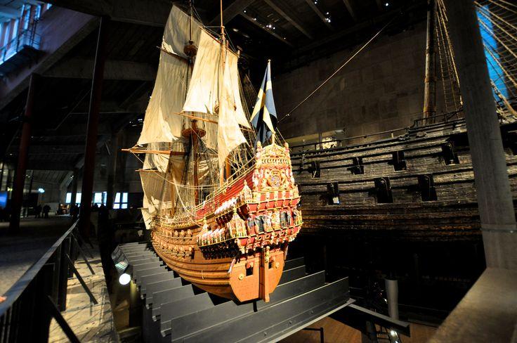 #stockhom #schweden #sweden #wow #wowplaces #travel #reise #europe #europa #vasa #museum