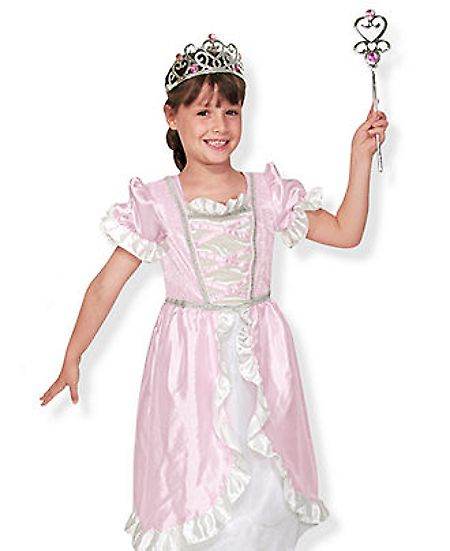 Melissa And Doug Princess Role Play Set