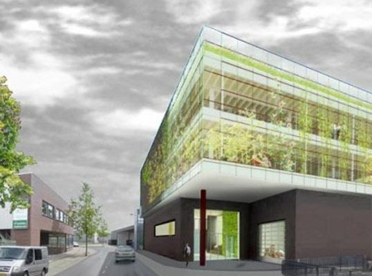 Nieuws Avontuur der Smaken | Uniek duurzaam en groen kantoor in Nederland