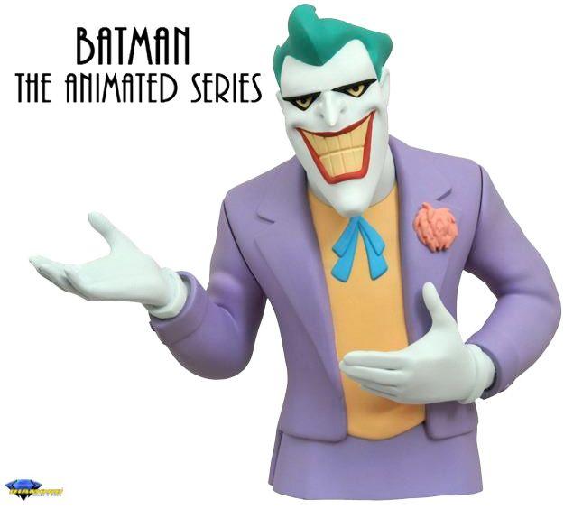 Cofre Coringa (Joker) em Batman: A Série Animada