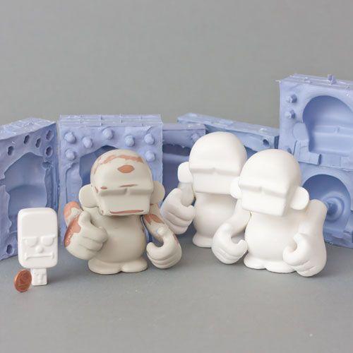 Resin Toy - Grunkey