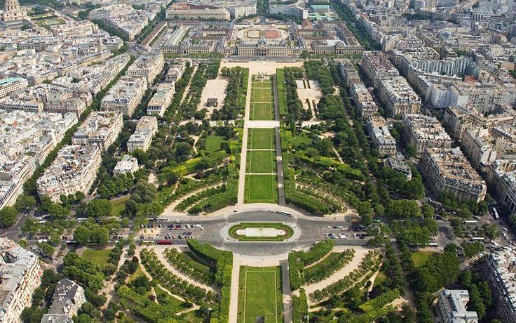 Champ de Mars Párizs