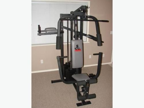 Weider home gym weights machine multi