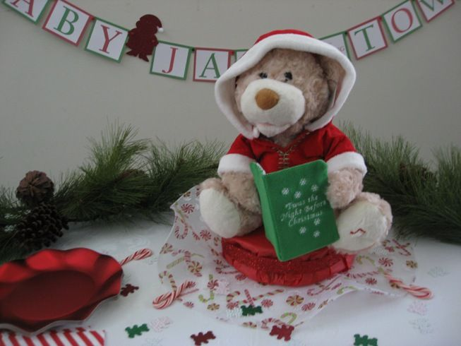 17 Best Images About Christmas Winter Baby Shower Ideas
