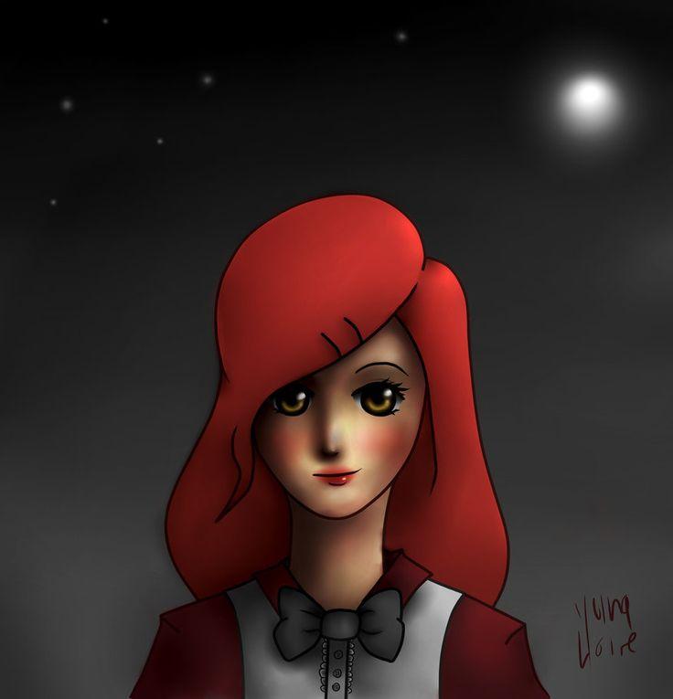 Lizzie by YunaLoire