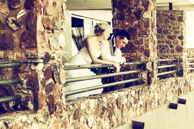 On the Ivory Balcony