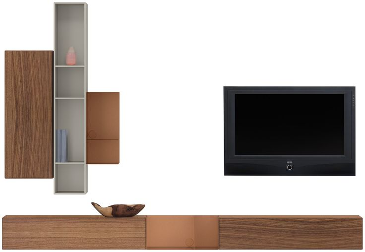 22 best floating wall units images on pinterest tv units for Armoire boconcept
