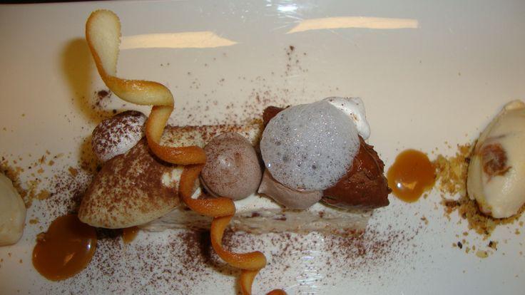 Tiramisu from our Italian Chef