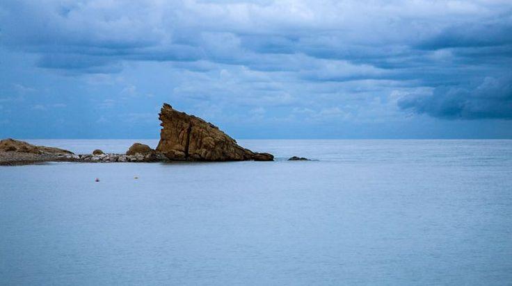 Il mare di Castel di Tusa - The sea at Castel di Tusa