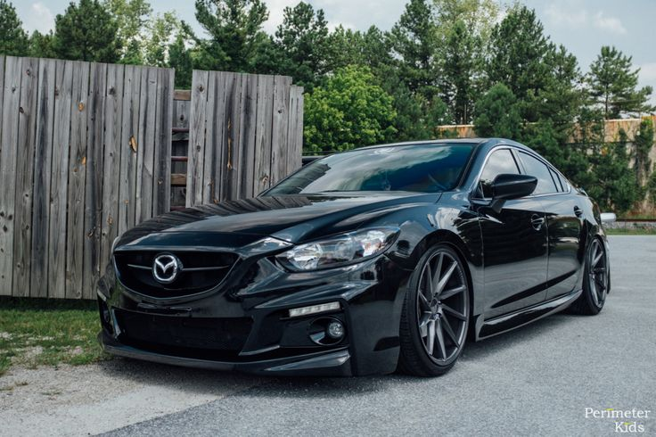Tradfisk — southrnfresh's tastefully done Mazda 6