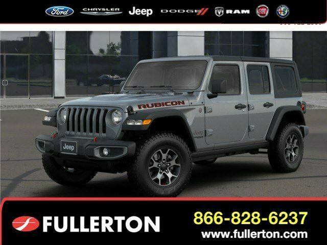 2020 Jeep Wrangler Rubicon 2020 Jeep Wrangler Unlimited Billet Silver Metallic Clearcoat With 29 Miles In 2020 Jeep Wrangler New Jeep Wrangler Jeep Wrangler Unlimited