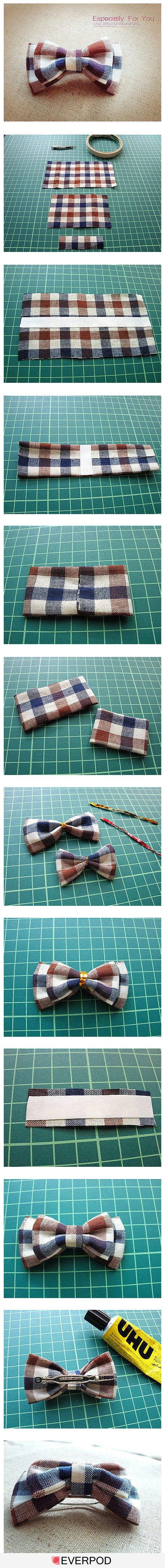 Cute DIY Bow Pictures, Photos, and Images for Facebook, Tumblr, Pinterest, and Twitter