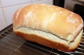 Amish Bread, Simpel recept voor witbrood, witbrood zelf maken, Witbrood recept,