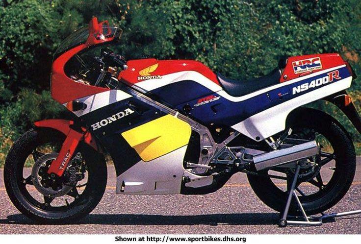 1984 honda ns 400 r vintage bikes pinterest honda. Black Bedroom Furniture Sets. Home Design Ideas