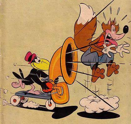 frank tashlin how to create cartoons