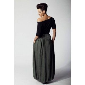 Agi Jensen -  bauble-shaped skirt