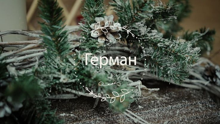 Рождественские фотосессии и видеоролики