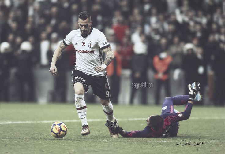 SON MUSLERA BÜKÜCÜ MATADOR ALVARO NEGREDO #Beşiktaş