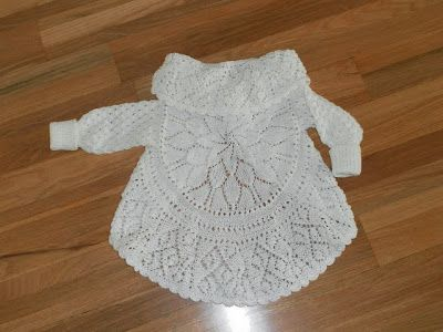 Free Knitting Pattern Short Jacket : Daily+Knit+Pattern:+Pidoca-short+for+Girls Knitting pearls Pinterest Kn...