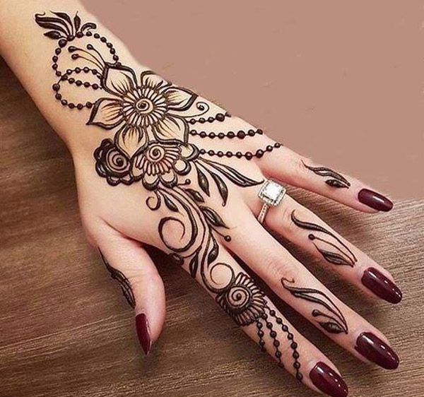 Latest New Henna Mehndi Designs 2018 2019 Catalog Book For Hands