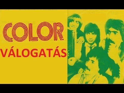 Color együttes: Nagy válogatás 1977 - 1983 - YouTube