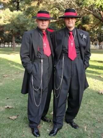 pachuco clothes - Google Search