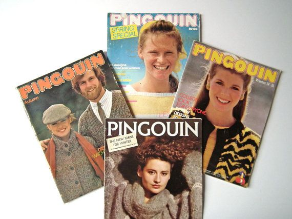 Pingouin Knitting Pattern Books : 17 Best images about Books about Knitting and Crochet on Pinterest Knit pat...