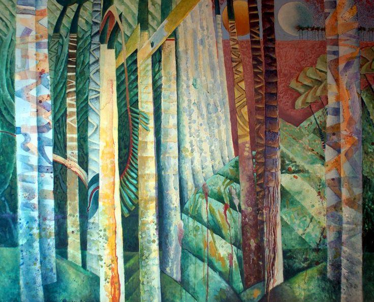 RETURNING DRY SEASON -  by Alison Chapman-Andrews